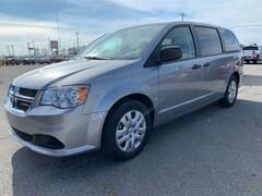 New 2019 Dodge Grand Caravan SE Passenger Van for Sale in Sikeston, MO, at Morlan Dodge Sikeston MO