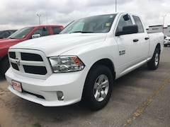 Used 2016 Ram 1500 Express Truck Quad Cab P-5288 for Sale in Sikeston MO at Morlan Dodge Inc Sikeston MO