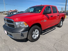 Used 2017 Ram 1500 Express Truck Crew Cab for Sale in Sikeston MO at Autry Morlan Dodge Chrysler Jeep Ram