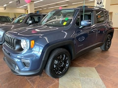 New 2020 Jeep Renegade ALTITUDE FWD Sport Utility 20-189 for Sale in Sikeston MO at Morlan Dodge Inc. Sikeston MO