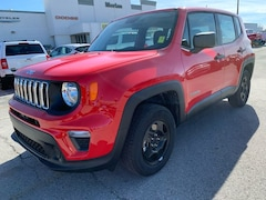 New 2020 Jeep Renegade SPORT 4X4 Sport Utility for Sale in Sikeston MO at Autry Morlan Dodge