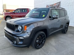 New 2020 Jeep Renegade ALTITUDE FWD Sport Utility 20-257 for Sale in Sikeston MO at Morlan Dodge Inc. Sikeston MO