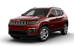 New 2021 Jeep Compass LATITUDE 4X4 Sport Utility for Sale in Sikeston MO at Autry Morlan Dodge
