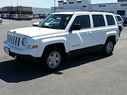 2014 Jeep Patriot 4X2 Sport SUV