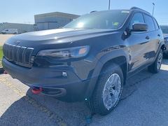 New 2021 Jeep Cherokee TRAILHAWK 4X4 Sport Utility 21-265 for Sale in Sikeston MO at Morlan Dodge Inc. Sikeston MO