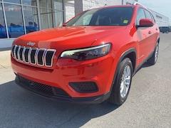 New 2021 Jeep Cherokee LATITUDE FWD Sport Utility 21-290 for Sale in Sikeston MO at Morlan Dodge Inc. Sikeston MO
