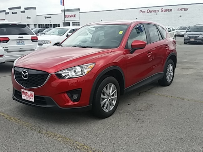 Used 2015 Mazda Mazda Cx 5 Touring For Sale Sikeston Mo