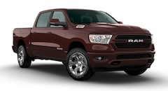 New 2020 Ram 1500 BIG HORN CREW CAB 4X4 5'7 BOX Crew Cab 20-298 for Sale in Sikeston, MO, at Autry Morlan Dodge Chrysler Jeep Ram