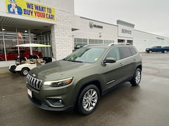New 2021 Jeep Cherokee LATITUDE LUX FWD Sport Utility 21-234 for Sale in Sikeston MO at Morlan Dodge Inc. Sikeston MO