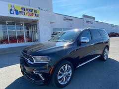 New 2021 Dodge Durango CITADEL RWD Sport Utility for Sale in Sikeston, MO, at Autry Morlan Dodge Chrysler Jeep Ram