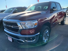 New 2019 Ram 1500 BIG HORN / LONE STAR CREW CAB 4X2 5'7 BOX Crew Cab for Sale in Sikeston MO at Autry Morlan Dodge