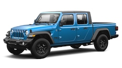 New 2021 Jeep Gladiator SPORT 4X4 Crew Cab for Sale in Sikeston, MO, at Autry Morlan Dodge Chrysler Jeep Ram