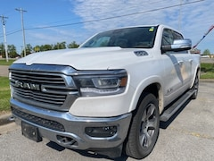 Used 2020 Ram 1500 Laramie Truck for Sale in Sikeston MO at Autry Morlan Dodge Chrysler Jeep Ram