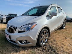 Used 2014 Buick Encore Leather SUV 19-598A for Sale in Sikeston MO at Morlan Dodge Inc Sikeston MO