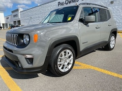 Used 2019 Jeep Renegade Altitude SUV for Sale in Sikeston MO at Autry Morlan Dodge Chrysler Jeep Ram
