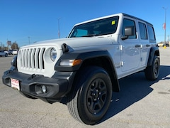 Used 2019 Jeep Wrangler Unlimi SUV for Sale in Sikeston MO at Autry Morlan Dodge Chrysler Jeep Ram