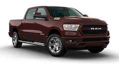 New 2020 Ram 1500 BIG HORN CREW CAB 4X4 5'7 BOX Crew Cab 20-167 for Sale in Sikeston, MO, at Autry Morlan Dodge Chrysler Jeep Ram