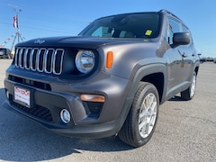 Used 2021 Jeep Renegade Latitude SUV for Sale in Sikeston MO at Autry Morlan Dodge Chrysler Jeep Ram