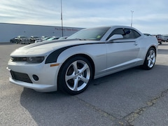Used 2015 Chevrolet Camaro LT Coupe 19-755A for Sale in Sikeston MO at Morlan Dodge Inc Sikeston MO
