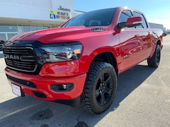 New 2020 Ram 1500 BIG HORN CREW CAB 4X4 5'7 BOX Crew Cab 20-200 for Sale in Sikeston, MO, at Autry Morlan Dodge Chrysler Jeep Ram