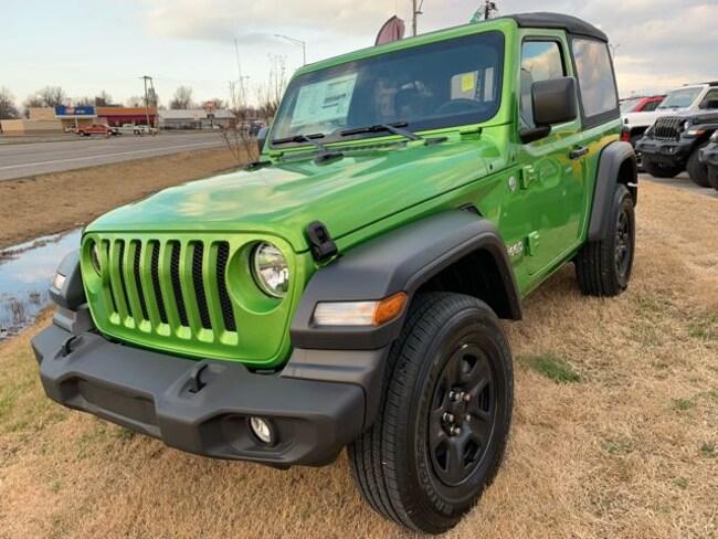 2019 Jeep Wrangler SPORT 4X4 Sport Utility