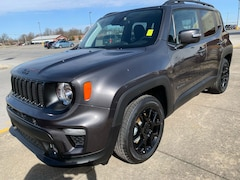 New 2020 Jeep Renegade ALTITUDE FWD Sport Utility 20-256 for Sale in Sikeston MO at Morlan Dodge Inc. Sikeston MO