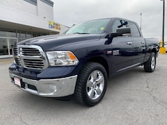 Used 2017 Ram 1500 BIG Horn Truck Crew Cab for Sale in Sikeston MO at Autry Morlan Dodge Chrysler Jeep Ram