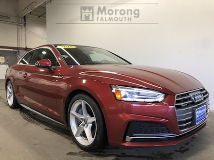 Used 2018 Audi A5 2.0T Premium Coupe for sale near you in Falmouth, ME