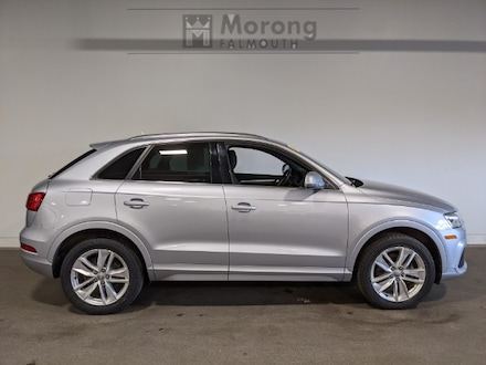 Used 2016 Audi Q3 2.0T Premium Plus SUV for sale near you in Falmouth, ME