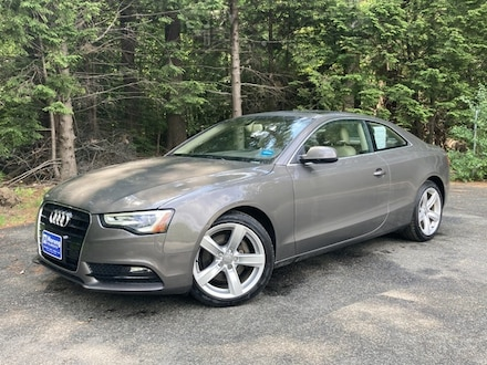 Used 2014 Audi A5 2.0T Premium Plus Coupe for sale near you in Falmouth, ME