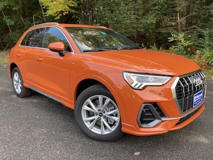 New Featured 2022 Audi Q3 Premium Plus SUV for sale near you in Falmouth, ME