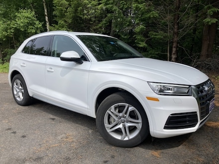 Used 2019 Audi Q5 2.0T Premium SUV for sale near you in Falmouth, ME