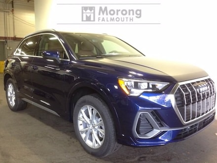 New Featured 2021 Audi Q3 Premium SUV for sale near you in Falmouth, ME