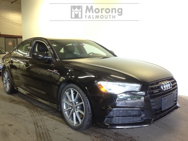 Used 2017 Audi A6 3.0T Premium Plus Sedan for sale near you in Falmouth, ME
