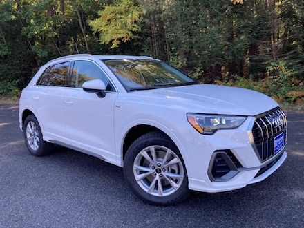 New Featured 2022 Audi Q3 Premium SUV for sale near you in Falmouth, ME