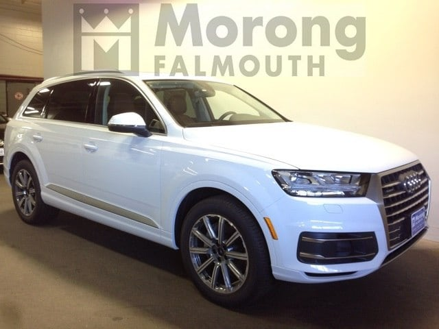 New Featured 2019 Audi Q7 Premium Plus SUV for sale near you in Falmouth, ME