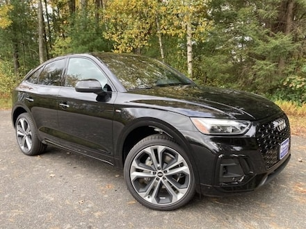 New Featured 2022 Audi Q5 Sportback Premium Plus SUV for sale near you in Falmouth, ME