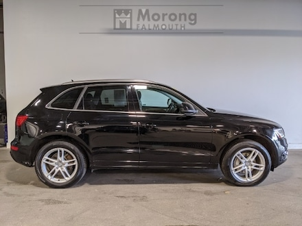 Used 2013 Audi Q5 3.0T Premium Plus SUV for sale near you in Falmouth, ME