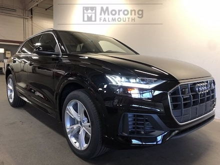 New Featured 2021 Audi Q8 Premium Plus SUV for sale near you in Falmouth, ME