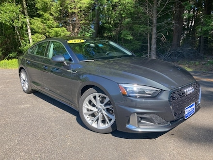 Used 2021 Audi A5 40 Premium Hatchback for sale near you in Falmouth, ME