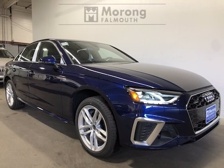 New Featured 2021 Audi A4 Premium Sedan for sale near you in Falmouth, ME
