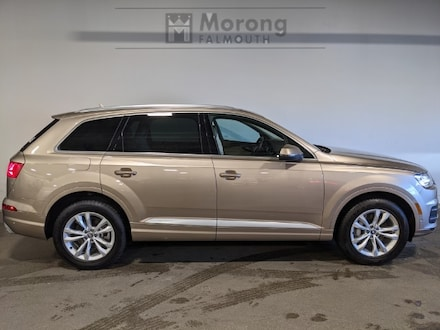 Used 2019 Audi Q7 3.0T Premium SUV for sale near you in Falmouth, ME