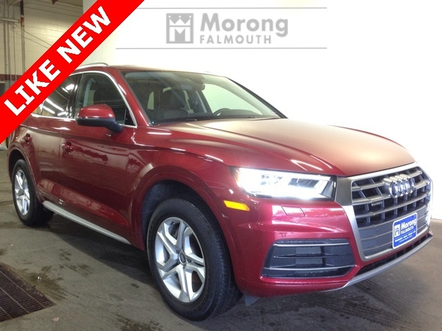 Used 2018 Audi Q5 2.0T Premium Plus SUV for sale near you in Falmouth, ME