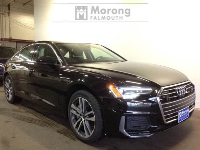 New 2019 Audi A6 Premium Plus Sedan in Falmouth, ME