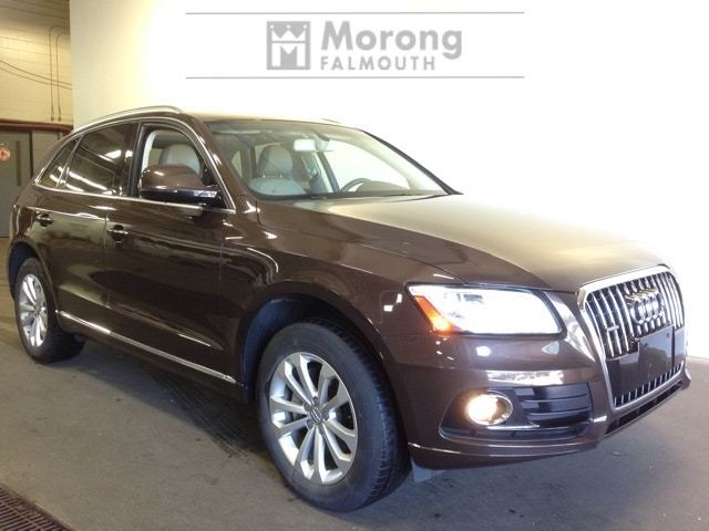 Used 2015 Audi Q5 2.0T Premium SUV for sale near you in Falmouth, ME