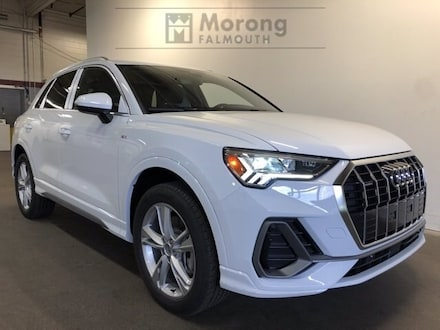 New Featured 2021 Audi Q3 Premium Plus SUV for sale near you in Falmouth, ME