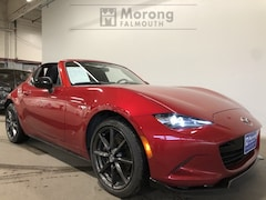 Picture of a 2017 Mazda Mazda MX-5 Miata RF Club Coupe JM1NDAL76H0102911 F30090A For Sale In Falmouth, ME