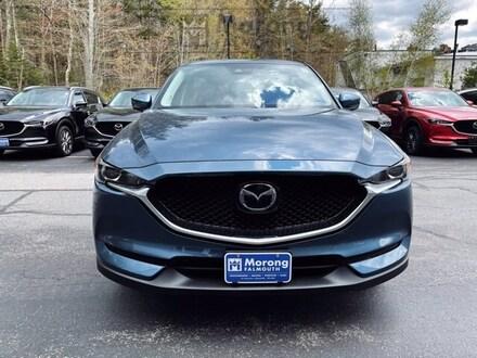 2021 Mazda Mazda CX-5 Touring SUV JM3KFBCM1M0369500 F70113