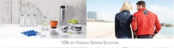 10% off Porsche Driver Selection items