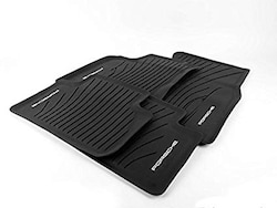 Does your Porsche have all weather floor Mats ?